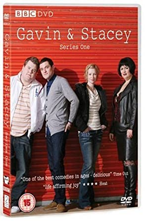 Complete BBC Series 1 DVD 2007 Gavin And Stacey