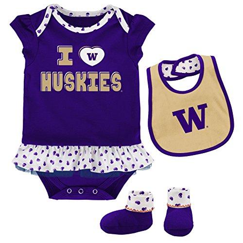 NCAA by Outerstuff NCAA Washington Huskies Newborn & Infant