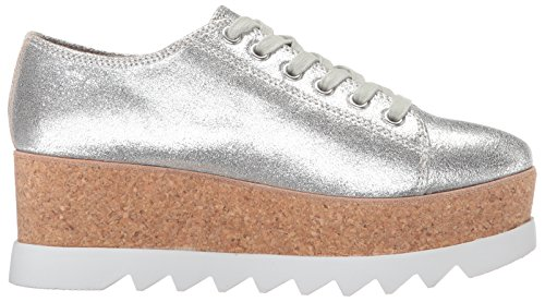 Silver Steve Women's Sneaker korrie Madden Fashion Leather TaxUvXa