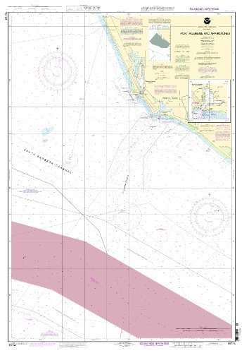 18724 -- Port Hueneme and Approaches by oceangrafix