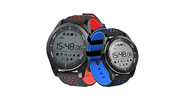 Wolfsay Brazalete Deportivo F3 Deportes Smartwatch Bluetooth IP68 ...