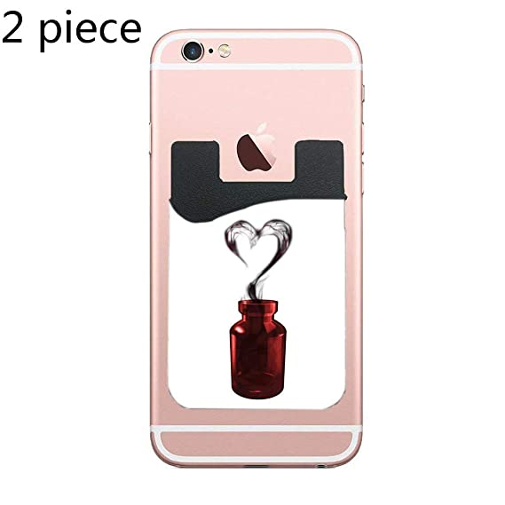 ee5f0020832 Amazon.com: ZninesOnhOLD Two Love Potion 1 Cell Phone Stick On ...