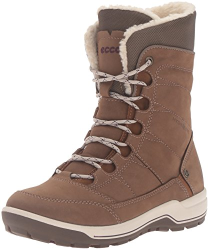 Ecco Womens Trace Lite High-w Snow Boot Betulla / Argilla Scura