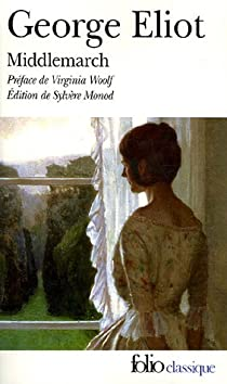 Middlemarch par Eliot