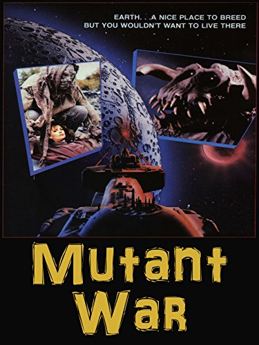 Mutant War - Miniature Destroyer