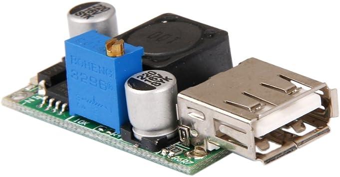 Usb Booster Cable 5V Step Up To 9V 12V Voltage Converter 1A Step-Up Disp JE