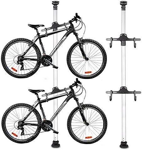 vilobyc - Soporte de Techo para 2 Bicicletas (aleación de Aluminio ...