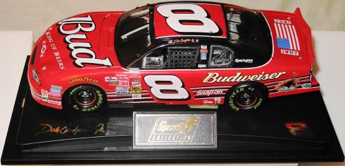 Dale Earnhardt Jr.#8 Revell Collection-Raced Version (Collection Revell)