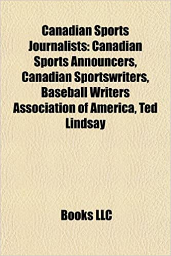 Canadian sports journalists: Canadian sports announcers ...