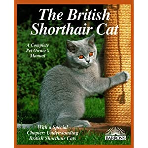 The British Shorthair Cat: Everything About Acquisitions, Care, Nutrition, Behavior, Health Care, and Breeding (Complete Pet Owner's Manual) 16