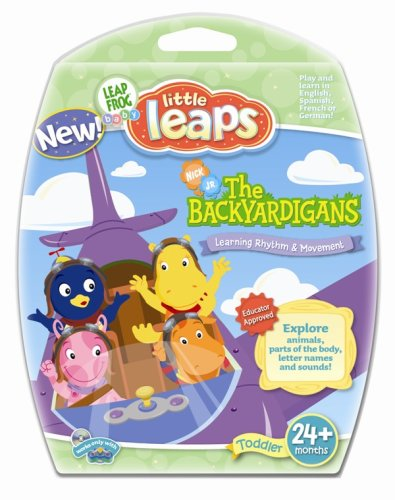Little Leaps SW: Backyardigans for sale  Delivered anywhere in USA