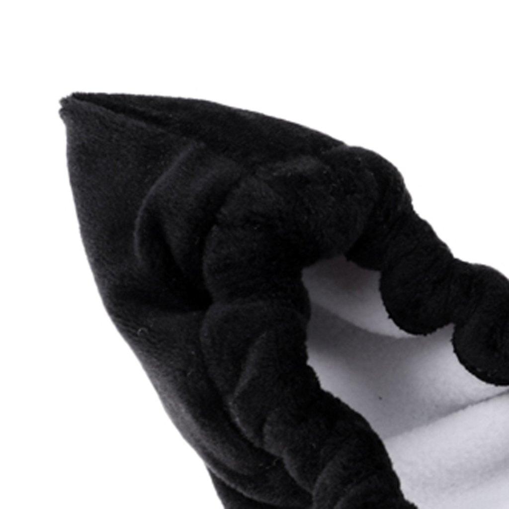 F Fityle 2 Pares Unisex Hockey Sobre Hielo Figura Pat/ín Deportes Cuchillas Protectores Cubiertas