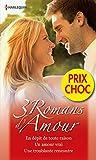 img - for 3 Romans d'Amour: En d pit de toute raison - Un amour vrai - Une troublante rencontre (VMP) (French Edition) book / textbook / text book