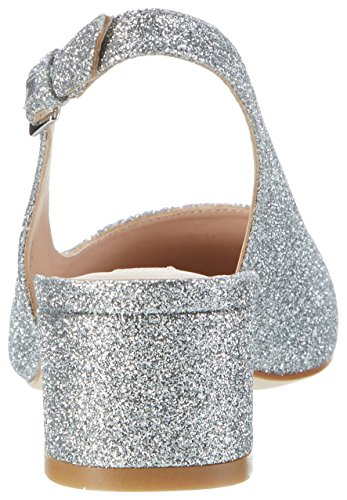 Tacón Zapatos de Chloe para SILVER Plateado Mujer BENNETT K L nqTHRxgqf