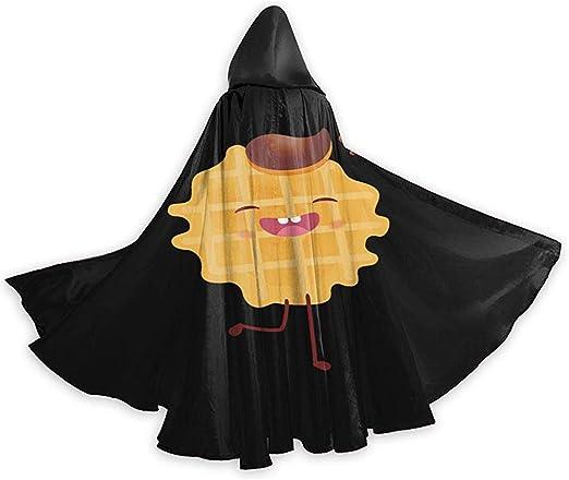 URIAS Cape Cloak Helado Unisex Waffle Belga Navidad Fiesta de ...