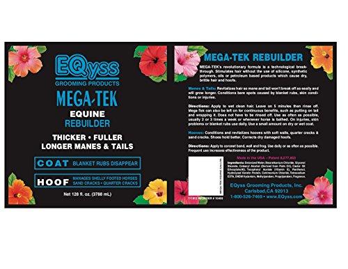 Eqyss Mega-Tek Rebuilder 128 oz by Eqyss (Image #1)