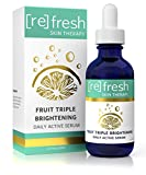 Triple Brightening Skin Serum – Daily Active Serum Dark Spot Corrector for Face, Body and all skin types