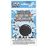 Latex Cannonball Water Balloons, 100ct