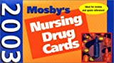Mosby's 2003 Nursing Drug Cards, Albanese, Joseph A. and Nutz, Patricia A., 0323019005