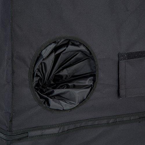 516V3cTir2L - iPyarmid 600D Indoor Grow Tent Room Reflective Mylar Hydroponic Non Toxic Hut