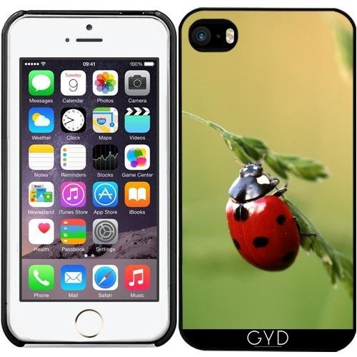 Coque pour Iphone SE - Coccinelle Coccinelle Animaux Insectes by WonderfulDreamPicture