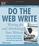 Do the Web Write, Dan Furman and Self-Counsel Press Staff, 1551808323