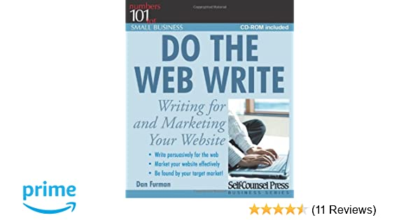 Do the Web Write: Writing and Marketing Your Website (101