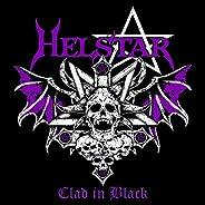 Clad In Black