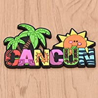 Kesheng Imán Nevera de Cancún México Árbol de Coco para Recuerdos ...