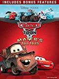 Cars Toon: Mater's Tall Tales (Plus Bonus Content)