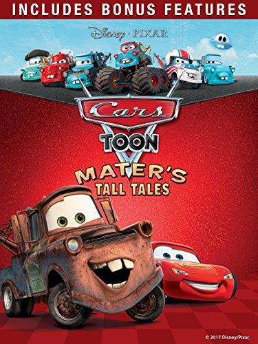 Cars Toon: Mater's Tall Tales (Plus Bonus Content) -