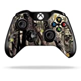 Protective Vinyl Skin Decal Cover for Microsoft Xbox One Controller wrap sticker skins Tree Camo