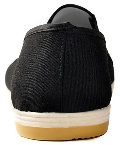 de Cushion Martiales Chi Tai Kung Soft Fu b WUIWUIYU Noir Layer Chaussures w5zpfqI