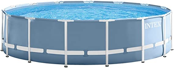 Intex 28236 - Piscina (Piscina con Anillo Hinchable, Círculo ...