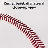 Zumer Sport Baseball Leather Notepad Portfolio