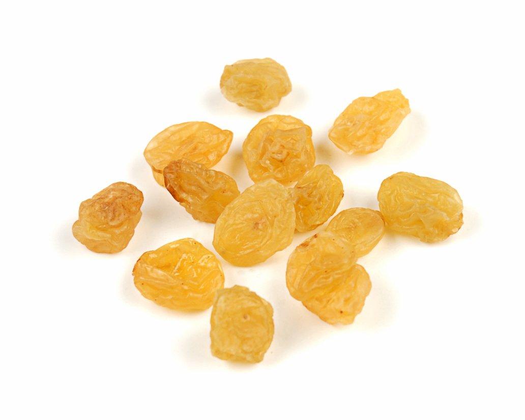 Golden Raisins, 5 Lb Bag