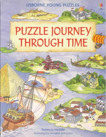 Download Puzzle Journey Through Time (Puzzle Journey Series) pdf