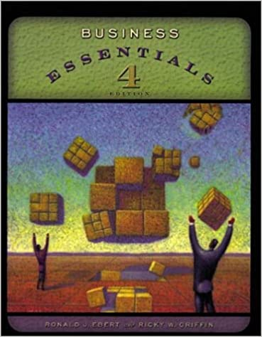 Amazon business essentials 4th edition 9780130675446 amazon business essentials 4th edition 9780130675446 ronald j ebert ricky w griffin books fandeluxe Choice Image