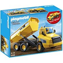 PLAYMOBIL City Action - Industrial dump truck - 5468