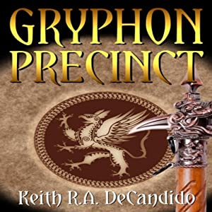 Gryphon Precinct Audiobook