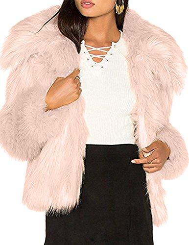 haoduoyi-womens-solid-long-sleeve-warm-lapel-soft-faux-fur-short-coatmbeige