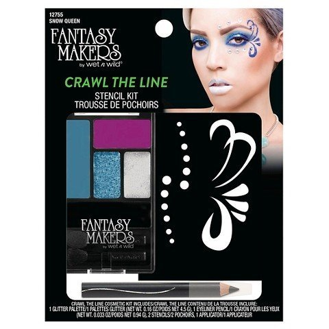 Wet n Wild Fantasy Makers Crawl the Line Kit - 12755 Snow Queen -