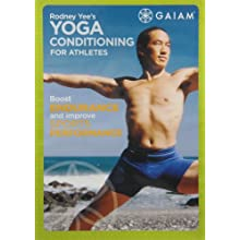 Yoga Conditioning for Athletes DVD with Rodney Yee (2003)