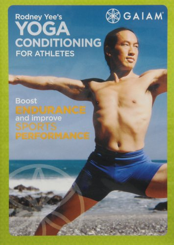 Yoga Conditioning Athletes DVD Rodney