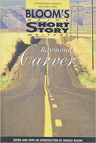 Raymond carver critical essays