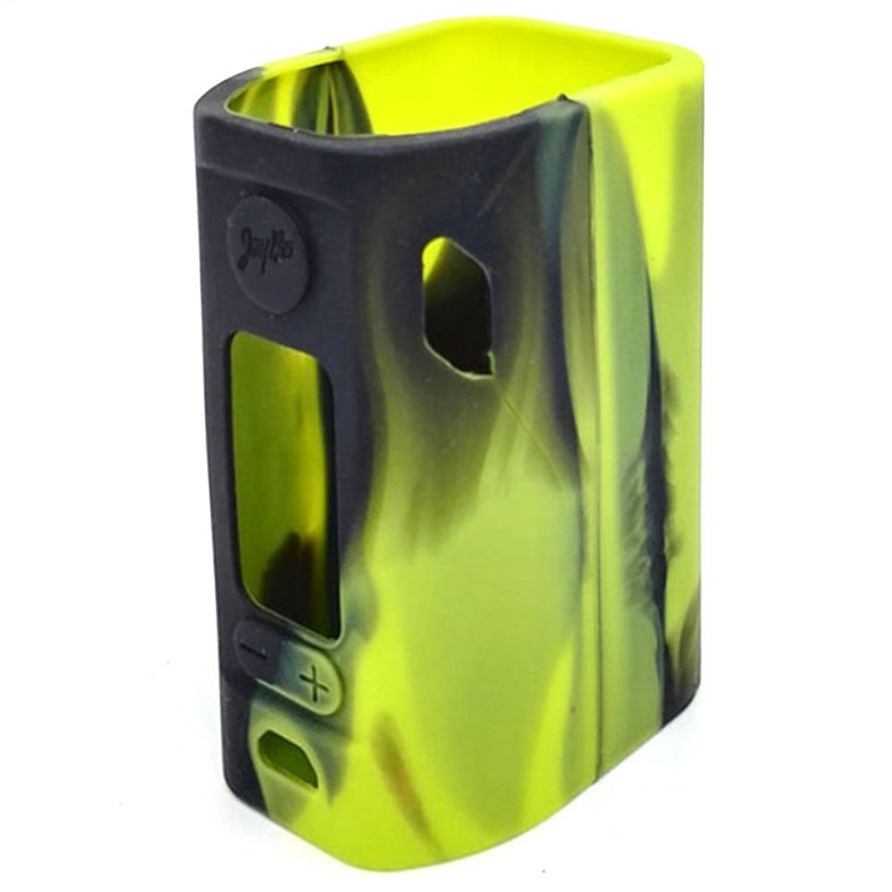 Vinciann Custodia Guscio Silicone Protettivo Sigaretta Elettronica Reuleaux RX300 RX 300 Nero