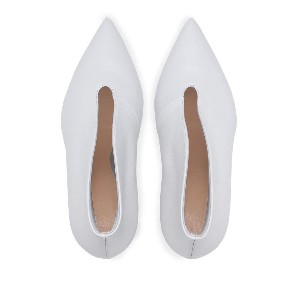 Hy Zapatos de Mujer, Zapatos de Banquete, Botines de tacón de ...