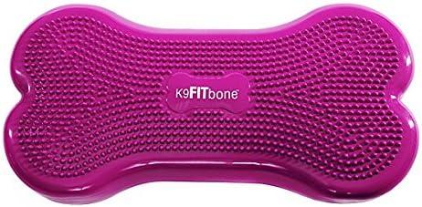 Pelota Dynamics fpkbone Razzle Berry K9 fitbone, Entrenamiento de ...