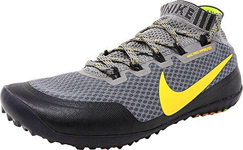 NIKE Air Huarache Run PRM, Men's Gymnastics Shoes 080