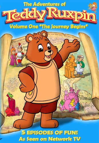 Teddy Ruxpin, Vol. 1: The Journey Begins